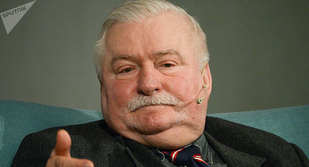 波兰前总统瓦文萨