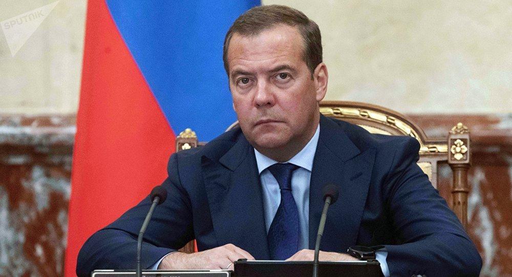 俄总理称G8机制有限 无法做出关系人类命运的决策