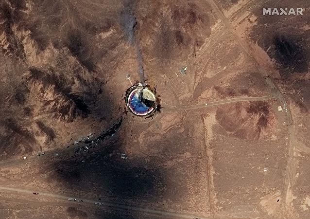 伊朗在2020年3月末前将把新卫星发射到轨道上