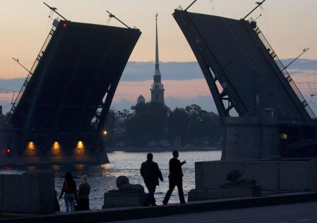 俄圣彼得堡
