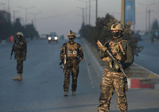 阿富汗国防部:最近一昼夜至少有118名塔利班分子被阿富汗安全部队消灭