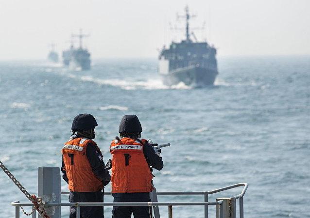 媒体:二战遗留化学武器或污染波罗的海长达数百年