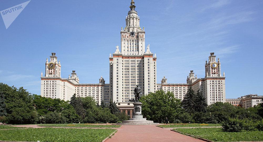 莫斯科大学:中国留学生最多的高校