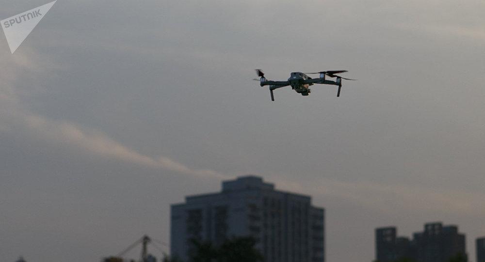 无人机可能成为能源设施的新警卫