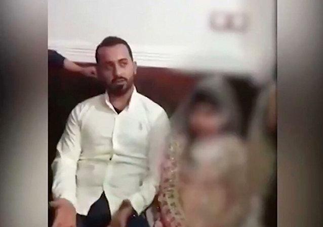 伊朗法院解除成年男子与女童之间的闹剧婚姻