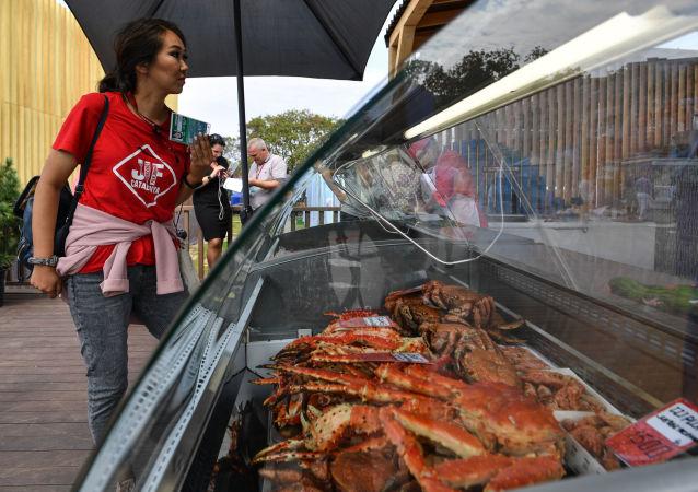 俄滨海边疆区将为中国游客开发美食之旅