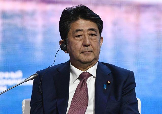 安倍晋三要求中国政府释放日本教授