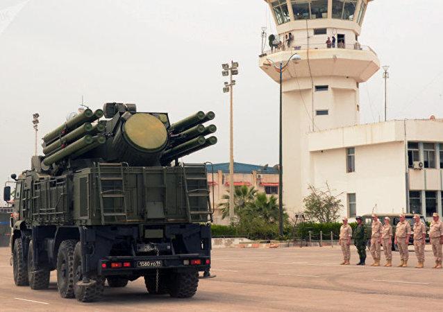 赫梅米姆空军基地(资料图片)