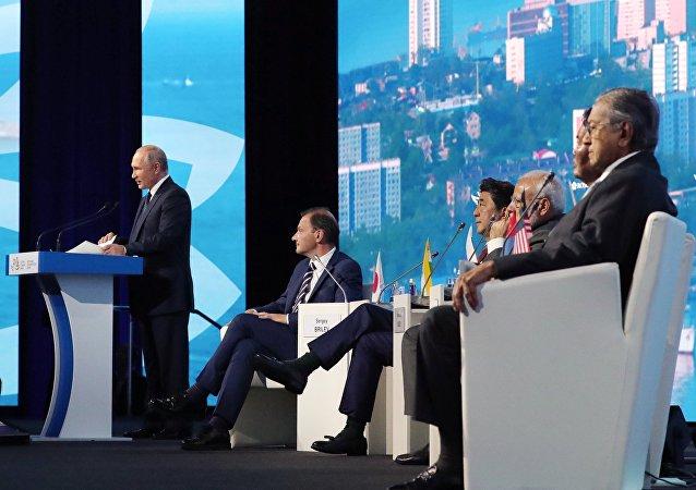 普京:俄愿意同G7对话