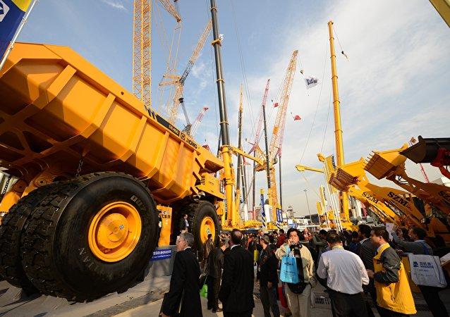 中国徐工集团将参加在莫斯科举办的2019中国机械工业(俄罗斯)品牌展
