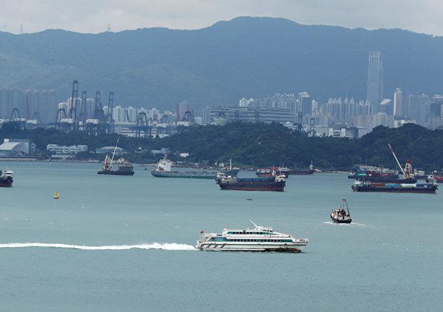 """美国要求香港产品打""""中国制造""""标签 香港将把美国告上WTO"""