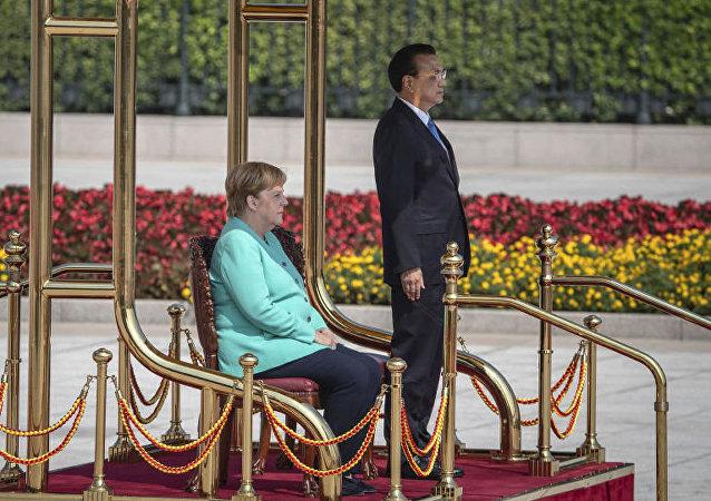 外媒:德国准备保护中国企业免受欧盟和美国打压