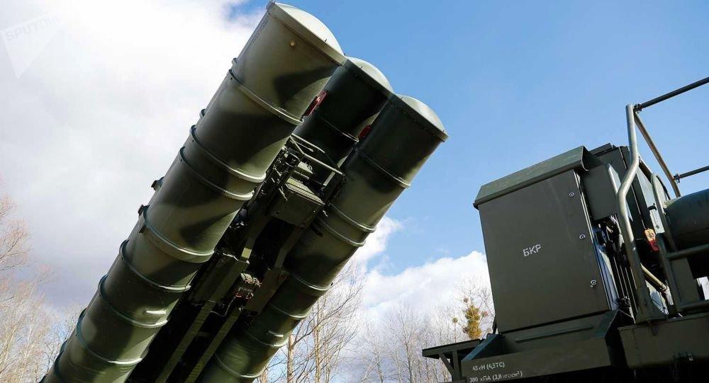 北方舰队:借助S-400将在俄罗斯北极上空建立起防空穹顶