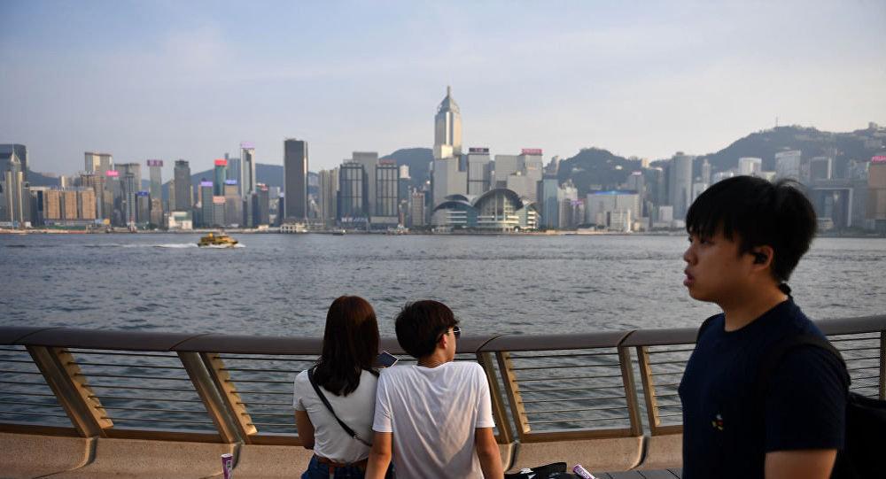 任何支持香港分裂的图谋都是痴心妄想