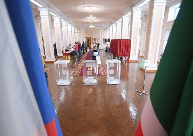 俄罗斯将于9月13日举行统一投票日