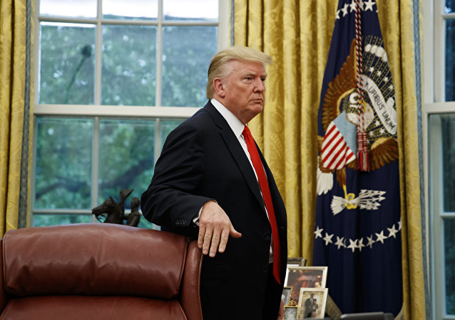 美国国会准备弹劾特朗普