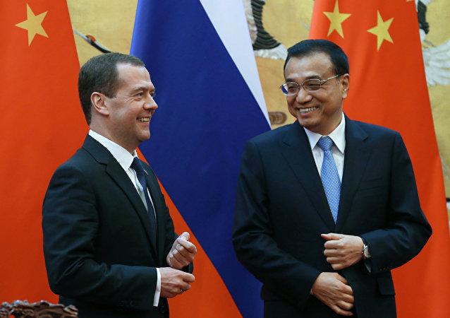 俄中两国总理将磋商两国经贸合作前景