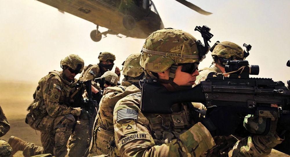 民调:四成多美国人认为美国当年出兵阿富汗是错误