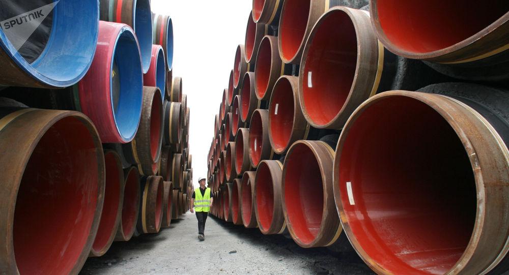 俄能源部长:俄蒙两国将成立工作组实施对华输气管道项目