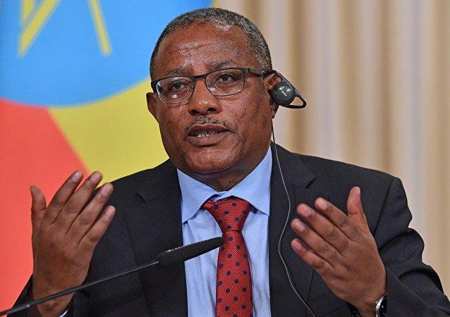 埃塞俄比亚外长安达尔加丘