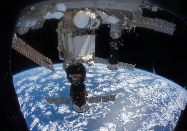 """国际空间站队长许诺将迎接""""联盟MS-15""""内的成员 并为其提供饮食"""