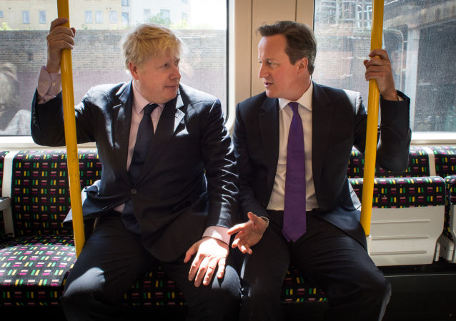 英国前首相戴维·卡梅伦在回忆录中称现任首相鲍里斯·约翰逊为撒谎者和野心家