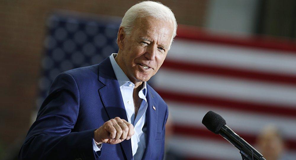 2020年美国大选民主党参选人乔·拜登