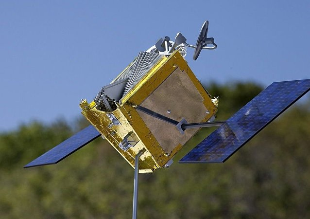 OneWeb卫星模型