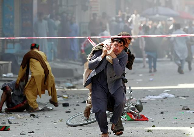 媒体:阿富汗东北部发生爆炸致1死20多伤