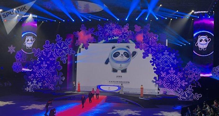 """大熊猫""""冰墩墩""""成为北京2022年冬奥会吉祥物"""
