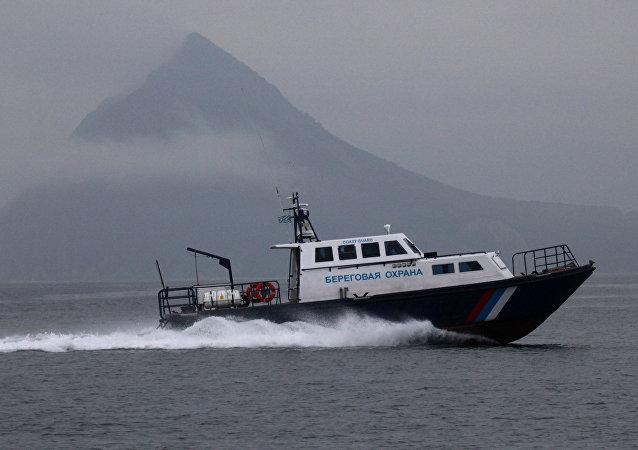 消息人士:俄罗斯边防人员扣押5艘日本渔船
