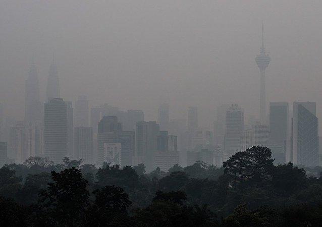 马来西亚超1400所学校因烟雾而关闭