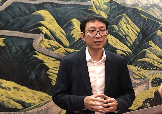 深圳市外事办公室副主任 钟嘉俊