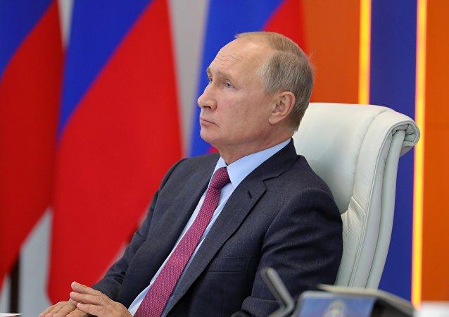 普京任命安德烈∙卢登科俄罗斯外交部副部长