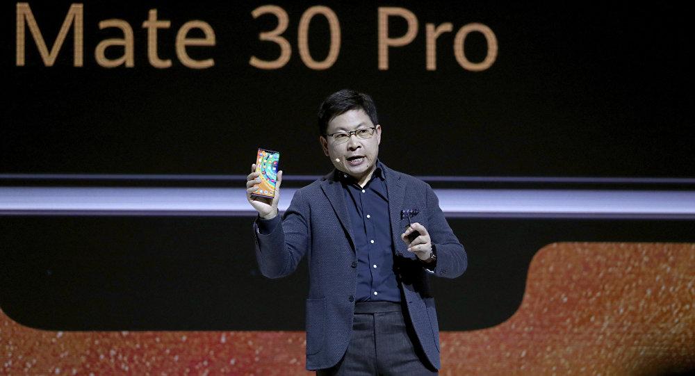华为推出没有谷歌服务的首批智能手机
