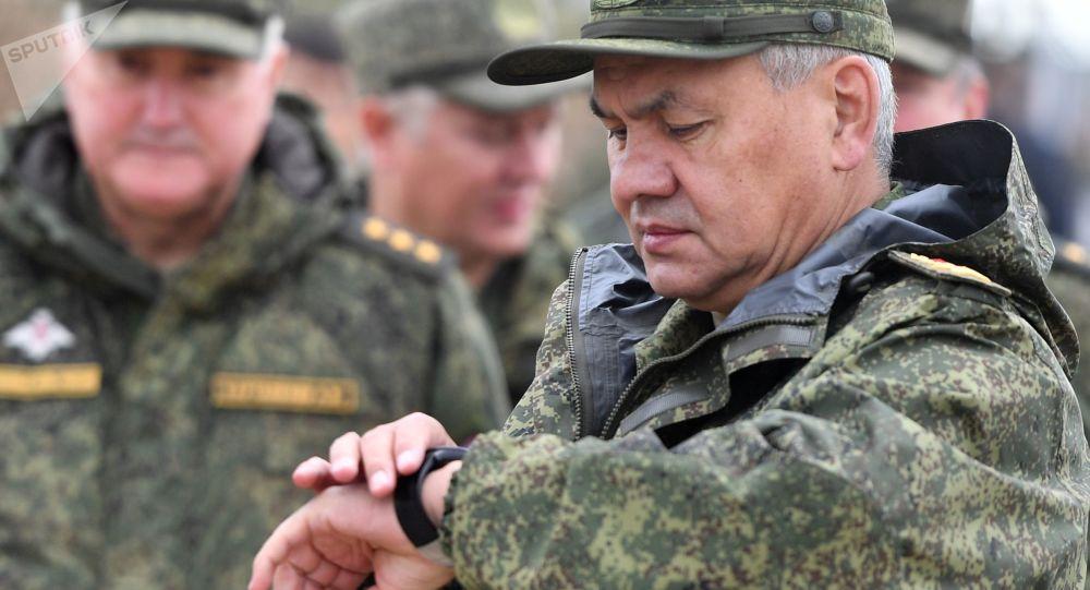 俄防长:俄中2020-2021年军事合作计划很快将会得到批准