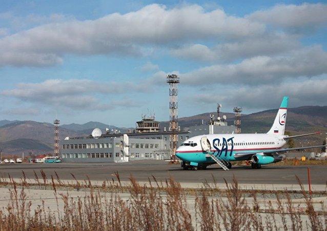 南萨哈林斯克国际机场