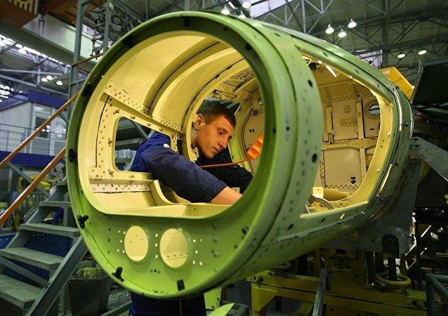 俄国家航空系统科学研究院:俄罗斯正研制第六代战机