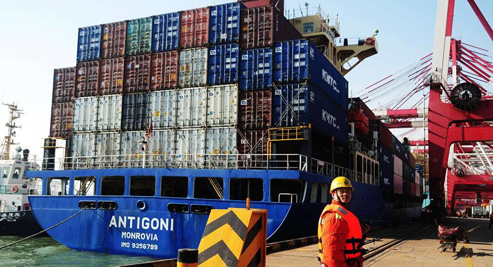 俄罗斯工商会认为世贸组织允许中国对美国商品征税的决定前所未有