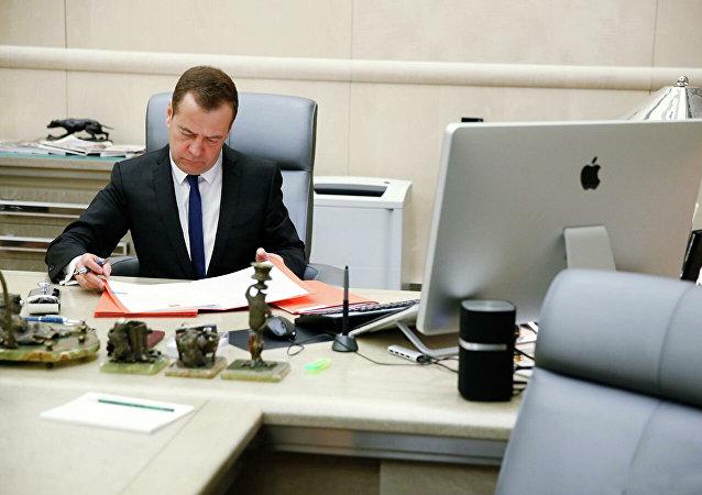 俄总理将于12月5日在直播节目中对政府工作作出总结