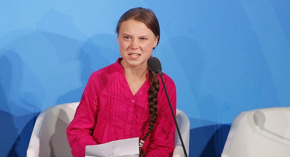 瑞典活动家:领导人偷走了我的梦想和童年