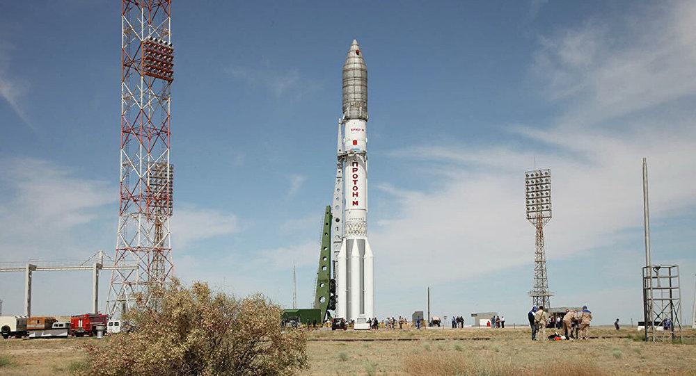 """""""质子""""火箭的新一次任务成功完成"""