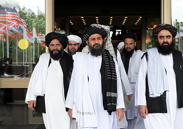 塔利班运动代表团