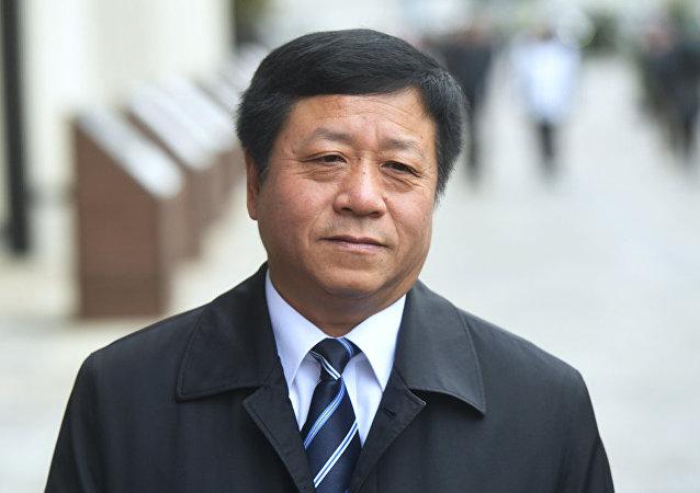 中国驻俄大使:共同抗疫情巩固了中俄关系