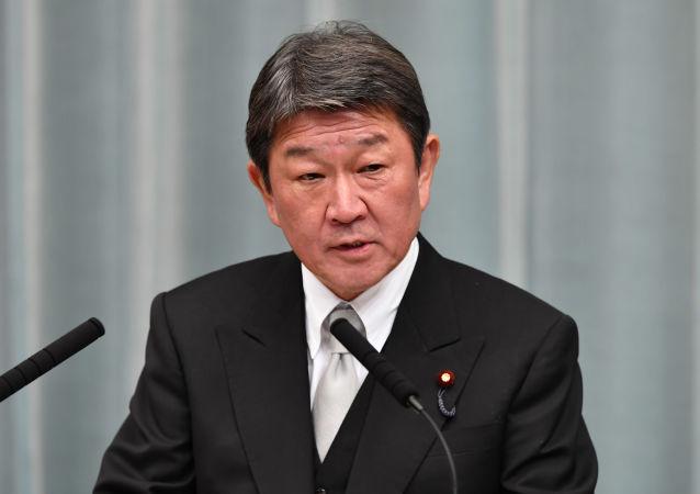 日本对中国做法表示严重关切