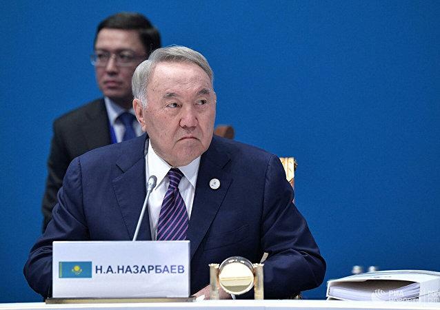 哈萨克斯坦总统新闻秘书通报纳扎尔巴耶夫病情