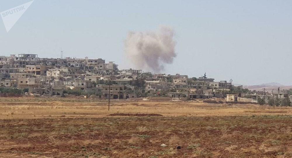 叙利亚伊德利卜