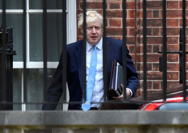 约翰逊希望英国未来10年成为繁荣的非欧盟国家