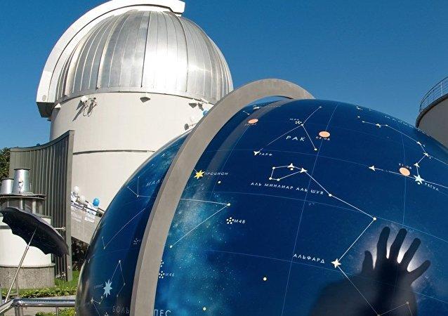 莫斯科天文馆