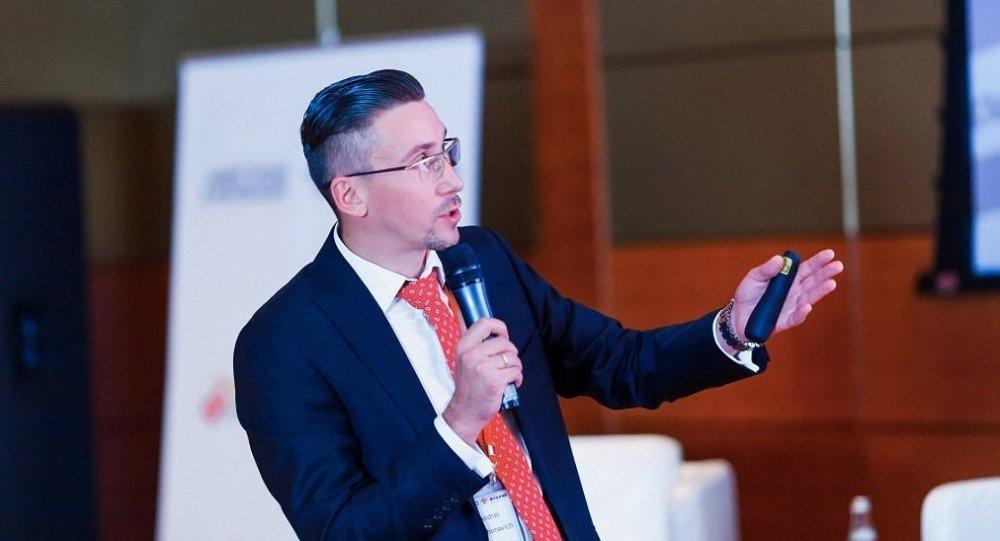 欧亚发展公司总经理安德烈∙普罗霍罗维奇(资料图片)